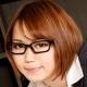 斉藤良子 パンツを脱いでもメガネは外しません〜保険外交員〜