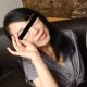三田百合恵 老眼鏡の似合う奥様 〜眼鏡がないとキンタマのシワが数えられないのよ〜