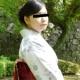 中井智子 和服の似合うアゲハ蝶