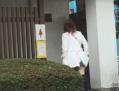 【1/2】公衆トイレレイプ!山奥で木に縛られ置き去りにされる女 【メス豚2】 美又沙紀 画像1