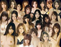 超迫力22人の美女達が昇天44連発!!