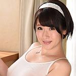 成宮はるあ 『汗だくヌル透け巨乳家政婦さん!!』の DL 画像。