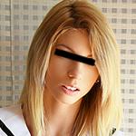 ミッシー ラブ いいなり制服金髪娘に中出し SNSで知り合った感度良好のスレンダー金髪娘 Missy Luv