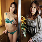 美和 巨乳美人妻の自宅でス股と手コキで気持ち良くなりますっ!! 美和 31歳