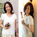 静佳 one coin erection ムッチリ巨乳人妻のディルドオナニー鑑賞!! 静佳 33歳