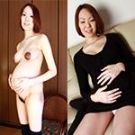 那津子 臨月間近の巨乳人妻は中ダシしても安心っ!! 那津子 28歳