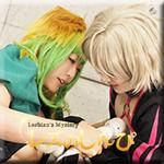 めい ゆりあ Battle of lesbian〜めいちゃんとゆりあちゃん〜3