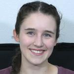 Anna Green 18歳のアメリカ人の女の子はアジアのコックを吸う!