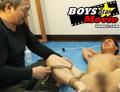 男好捕縛遊戯-日比野達郎大先生の日本男児縄緊縛