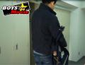 あきら 社内のロッカールームでオナニーする社員を盗撮Vol.4