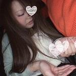 網タイツが可愛い女の子 【個人撮影】限定版5 癒し系の網タイツが可愛い女の子にチンポ2本握られた!【素人ナンパ】