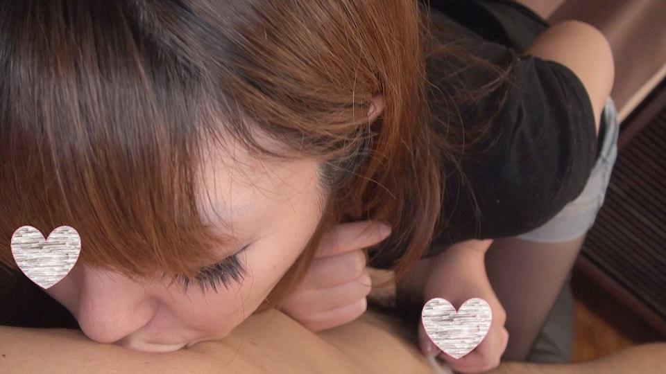 【個人撮影】第108弾 こんな可愛い人妻さんに乳首舐め手コキしてもらいたい!【パンスト動画】