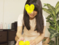 キラキラかわい女の子 【マッサージ】フレッシュでキラキラしたかわいい女の子!!ヌルヌルのぴゅっぴゅ!!【個人撮影】