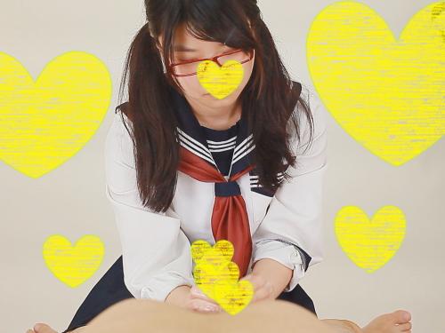 【マッサージ】ゴメンンサイ..萌え萌えの可愛いJ☆Kがイケナイ制服マッサージ!!【個人撮影】