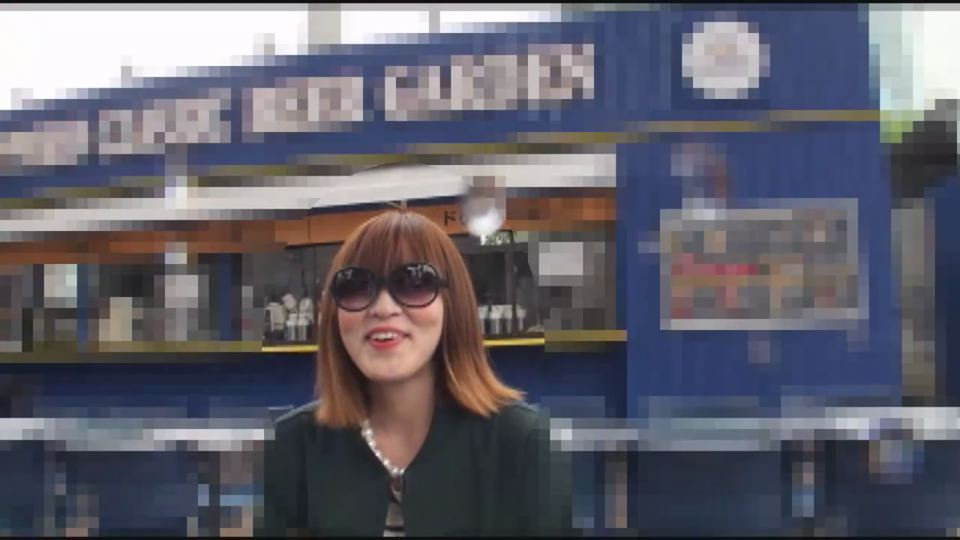 優子 - グラサンハメ撮り