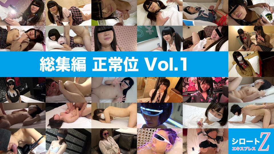 総集編 正常位 Vol.1