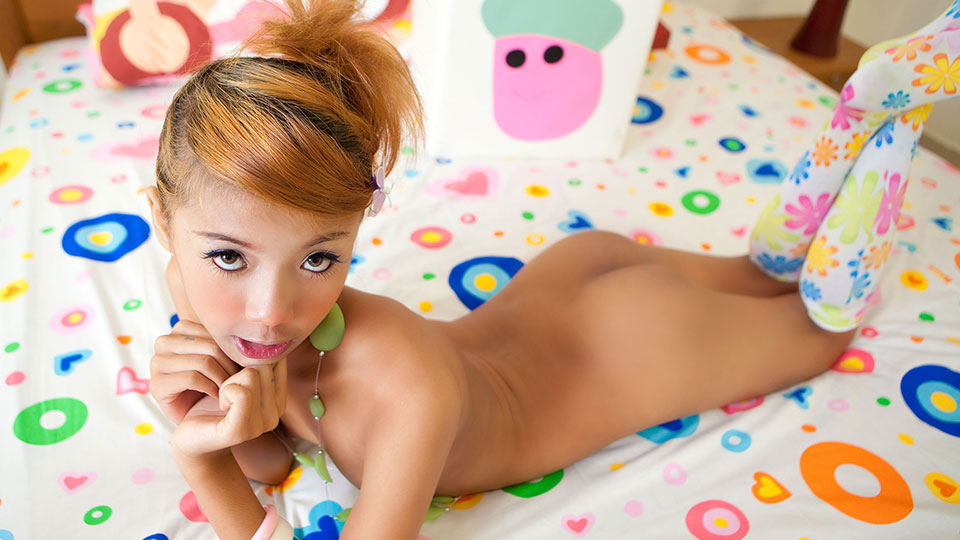 Air - Barely 18 young and fresh Thai creampie エロAV動画 Hey動画サンプル無修正動画