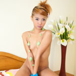 Air Barely 18 young and fresh Thai creampie