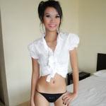 Nima 18yo drips cum from her Thai pussy