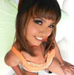 Kamala Pretty MILF creampie
