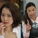 すみれ 菜美 オフィスレディー男子社員ストレス解消!業務急上昇!