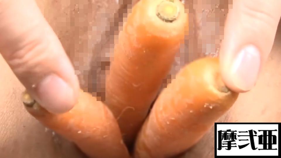 椎名りん - 君のおマンコは野菜畑なのかい?綺麗な赤カブとおマンコメルヘン世界へようこそ エロAV動画 Hey動画サンプル無修正動画