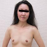 瑠璃子 熟女「 瑠璃子43才」小さめなオマムコに生ハメ 本気で感じてます