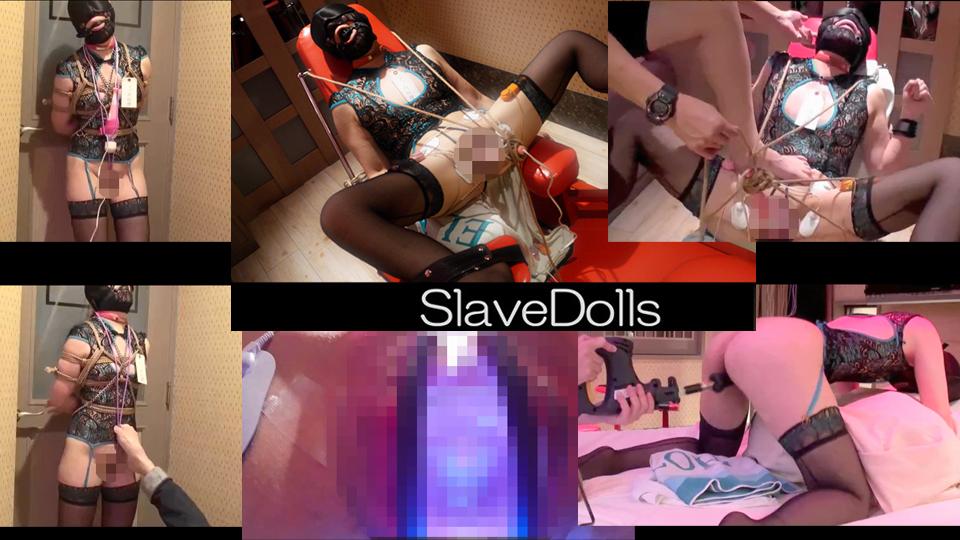 奴隷人形ひとみ - 変態奴隷人形 ひとみ 調教001 エロAV動画 Hey動画サンプル無修正動画