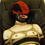 奴隷人形ひとみ 変態奴隷人形 ひとみ 調教009 :恥辱!膣壁ひり出し