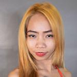 Precious Beautiful Blond Filipina Begs For Foreign Sperm