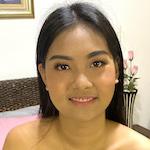 Nooann Cute Bubble-Butt Thai Girl Corked Like a Wine Bottle!