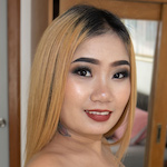 Hong Ripe, Fertile Thai Babe Filled With Sperm and Corked!