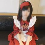 かえ 【個撮・ハメ撮り】メイドコスに挑戦-ミニマム級合法ロリ娘【かえちゃん】