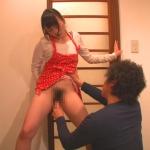 羽月希 美人人妻デリヘル嬢奴隷遊戯