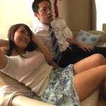 倉多まお 妻のパート先の歓迎会映像